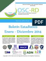 Boletín Anual 2014