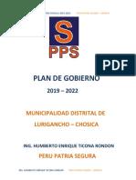Plan Perú Patria Segura