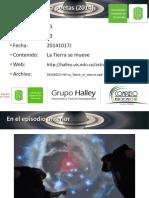20141017J-HA-La Tierra Se Mueve