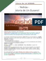 Yeshúa - La Historia de Un Gusano