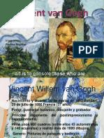 Vincent Van Gogh Exposicion