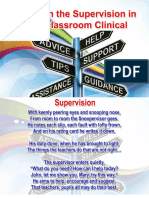 Instructional Supervision Tools