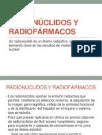 Radionuclidos y Radiofarmacos