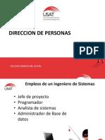 Direccion Personas