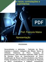GERENCIAMENTO DO RISCO VERSAO 24.ppt