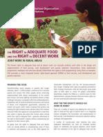 Trabajos rurales FAO