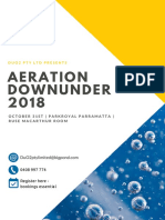 Aeration Downunder Program