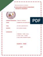 Proceso y Organización Administrativa