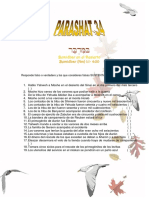Parashat Bemidbar # 34 Adol 6018