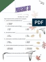 Parashat Qóraj # 38 Adol 6018