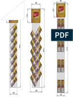 Dimensões Display Coala