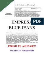 Unopar Adm Blue Jeans