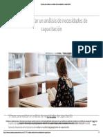 9 pasos para realizar un análisis de necesidades de capacitación.pdf