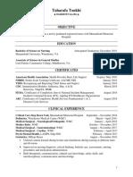 taharafa toukhi - resume