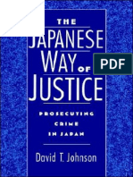 David T. Johnson-The Japanese Way of Justice_ Prosecuting Crime in Japan (Studies on Law and Social Control) (2001).pdf