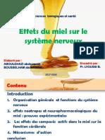 Les Effets Du Miel Sur Le Systeme Nerveux