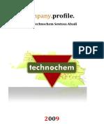 Company Profile Technochem