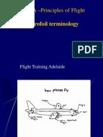 Aerofoil Terminology