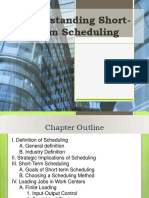 5. Understanding Short-term Scheduling
