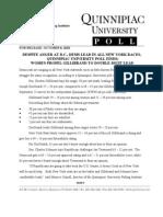 Q Poll NY10 08 2010