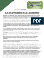 NEWS MCNC Groundbreaking Press Release 10-8-10