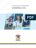Proyecto Educativo Programa _ING_CIVIL