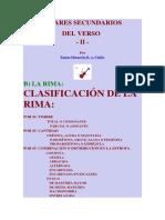 Tipos de poemas, Versos y estrofas.docx