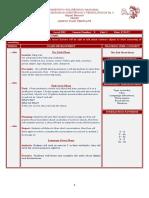 K1.1 Personal Evaluation Rubric