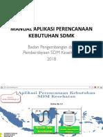 Manual Aplikasi Perencanaan Kebutuhan Sdmk_2018