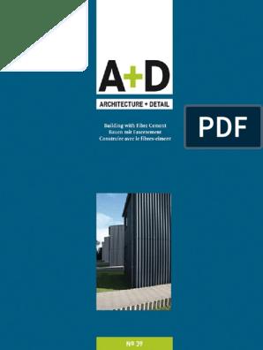 A+D-39.pdf   Bâtiment (construction)   Génie du bâtiment