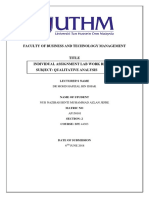 Lab Report Ind Cover