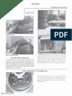 Dual Stage Transmission Clutch