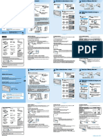 Manual CyberShot DSC T7