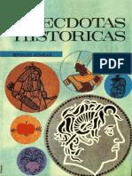 LIBRO - Anécdotas históricas (Aguilar) 397 p..pdf