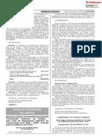 Disponen Publicar Documento Denominado Convencion Colectiva Resolucion Ministerial No 224 2018 Tr 1689915 1