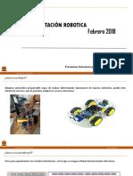 Robotica_presentación