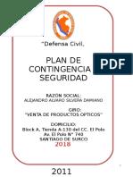 Plan de Contingencia de Surco