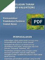 Penilaian Tanah-improvement Land