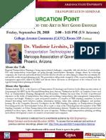 vladimirlivshits transportationseminar sep282018