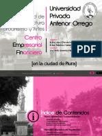 Centro Empresarial Financiero en Piura