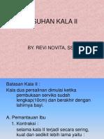 Asuhan Kala II