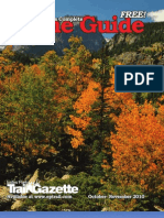 Estes Park Home Guide - October, 2010 Edition