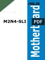 Manuale Asus M2N4-SLI