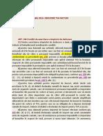 Cod Fiscal Valabil 2015- Deducere Tva