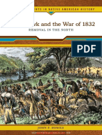 Black Hawk and the War of 1832- Removal in the North