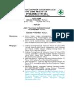 1.1.1.Ep. 1_SK Ttg Jenis Pelayanan PKM Tataba