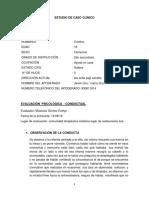 Estudio de Caso Clinico Evi1