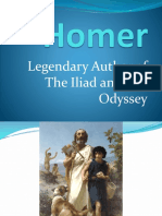 Homer and the Iliad