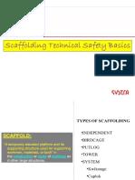 Scaffolding Technical Basics