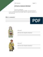social studies lesson 3 materials